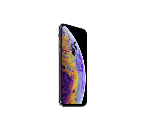 iPhone XS 256GB 銀