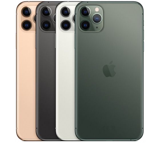 iPhone 11 Pro Max 64GB 灰